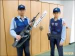 長槍護選票安全 「警」戒高規格