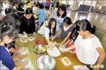 扎根米食教育 學童體驗農事「一條龍」