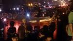 收費員占國道抗議 車流回堵4公里 警將強制驅離