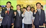 小英︰國民黨輸一次,台灣不會倒