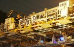 《TAIPEI TIMES 焦點》 Former toll workers block freeway, climb gantries