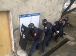 強化街頭打擊犯罪快狠準 新北警戰鬥實兵演練