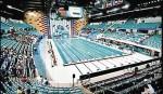 豪氣杜拜 泳池變球場
