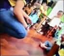 揮塑膠棒嚇童 幼兒園師被解僱