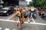 印尼為土石流災民募款