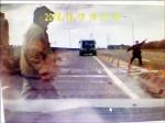 快車道攔車釀追撞 菜鳥警被控肇逃