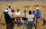 埃及發現千年古墓 埋藏上百萬具木乃伊