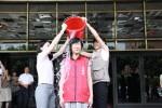 羅瑩雪對抗乳癌200天 只休10天還響應淋冰桶