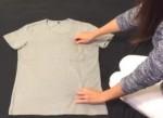 13秒衣服超快收納法 網友:媽媽會瘋掉啦!