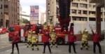 打火英雄跳舞迎市長 網友嘆消防基層真命苦