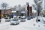 北海道暴風雪釀3死 百架航班受影響取消
