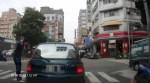 在台日人直擊車禍追車 警逮肇逃男子