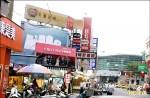 斗六車站商圈 穩坐地王逾廿年