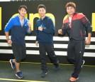 李振昌為馬拉松領跑 明年1月初返美備戰