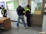 警查獲愛滋通緝犯 移送過程上緊發條