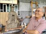 傳統藝術登錄 新增泥塑繡黼3藝師