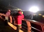 野柳深夜漁船翻覆 8獲救1死2失蹤