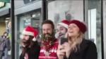 耶誕裝飾小物 讓鬍鬚男變型男