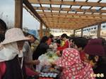 湖湖南寮社區迎冬至 重現捏雞母狗習俗