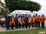 回饋烏日鄉親 台中善光寺捐救護車