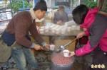 宜蘭冬至饗湯圓 免費供應2300碗湯圓