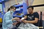 蓋醫院籌經費 正德基金會辦捐血園遊會