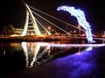 藝術家妝點 12裝置光耀運河