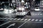 救護車闖紅燈 騎士撞上慘死