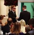 艾爾頓強與21年男友結婚 Instagram傳溫馨婚照