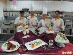 竹市光復中學中餐西餐雙獲技藝競賽優勝