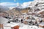 耶誕.雪山.嘉年華─冬遊童話瑞士