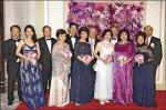 台北世紀婚 新人相加逾150歲