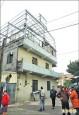 基地台近學校臨百戶 里民抗議
