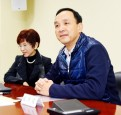 《TAIPEI TIMES 焦點》 Chu registers for KMT election