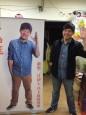 陳為廷看板曝光 網友:肚子是不是該修圖一下?