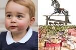 英國小王子喬治耶誕禮 祖父母訂製天價木馬