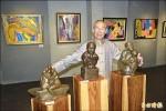 互尬創意 雕塑家與特教生聯展