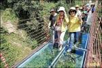 信義琉璃光之橋 傳導遊賺門票價差