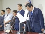 《TAIPEI TIMES 焦點》 Ma's disapproval rating hits record high