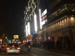 台南夢時代強光照 用路人需注意