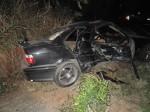 大彰路山區2車碰撞 1死3傷車半毀