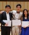 星國際小提琴賽 台子弟囊括前3名