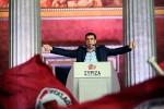 希臘國會選舉 極左派聯盟大勝