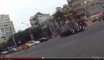 轎車闖紅燈撞飛2騎士 駕駛加速落跑