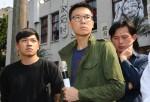 林飛帆宣布入伍 陳為廷、黃國昌同喊「望你早歸」
