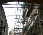 北市天空計畫上路!南京西路商圈電纜先開鍘