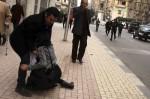 埃及女示威者疑遭警擊斃 千人上街送葬