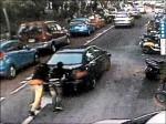 無照酒駕撞飛騎士 拋錨推車被逮