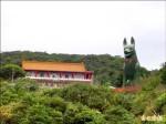 18王公廟10樓高銅犬 要拚金氏紀錄