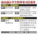 李全教涉賄選 總幹事 樁腳起訴